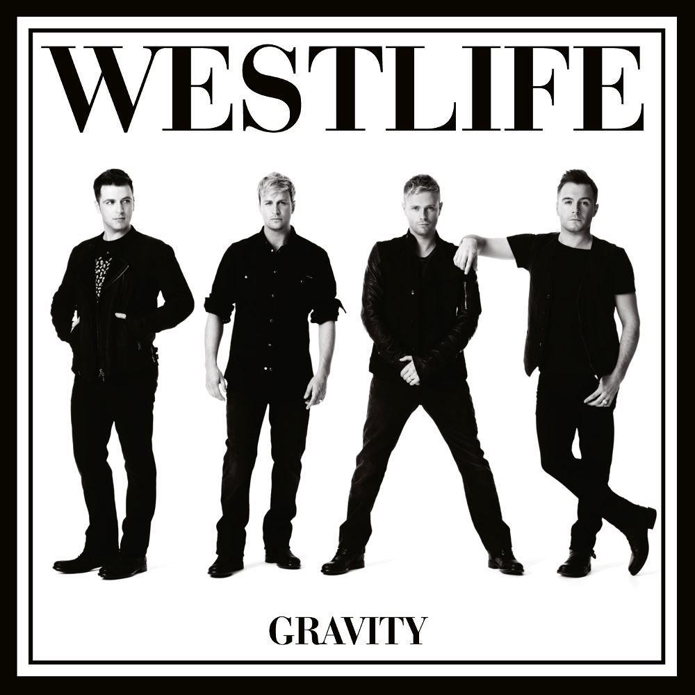 Westlife - Gravity album cover