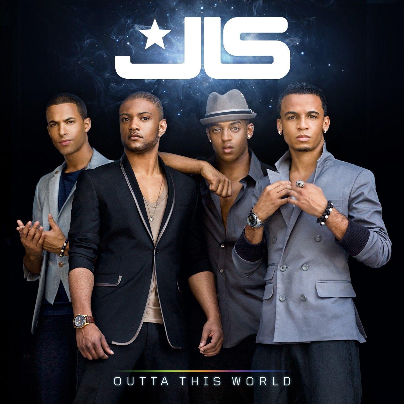 Jls - Outta This World album cover