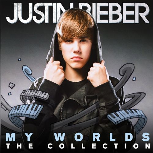Justin Bieber - My Worlds - The Collection album cover