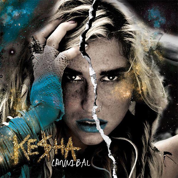 Ke$ha - Cannibal album cover