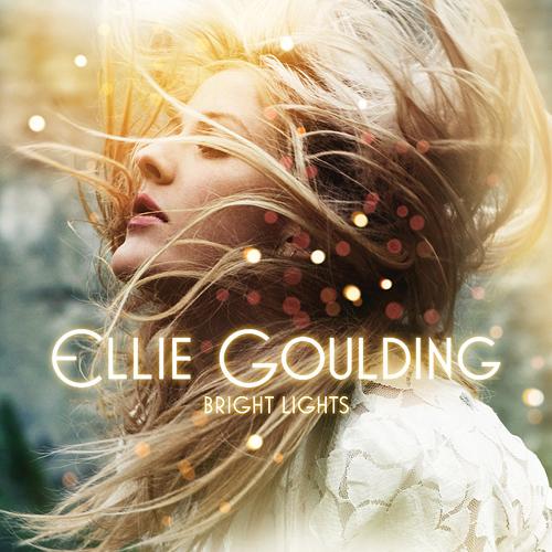 Ellie Goulding - Lights / Bright Lights album cover