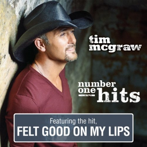 Tim McGraw - Number One Hits album cover