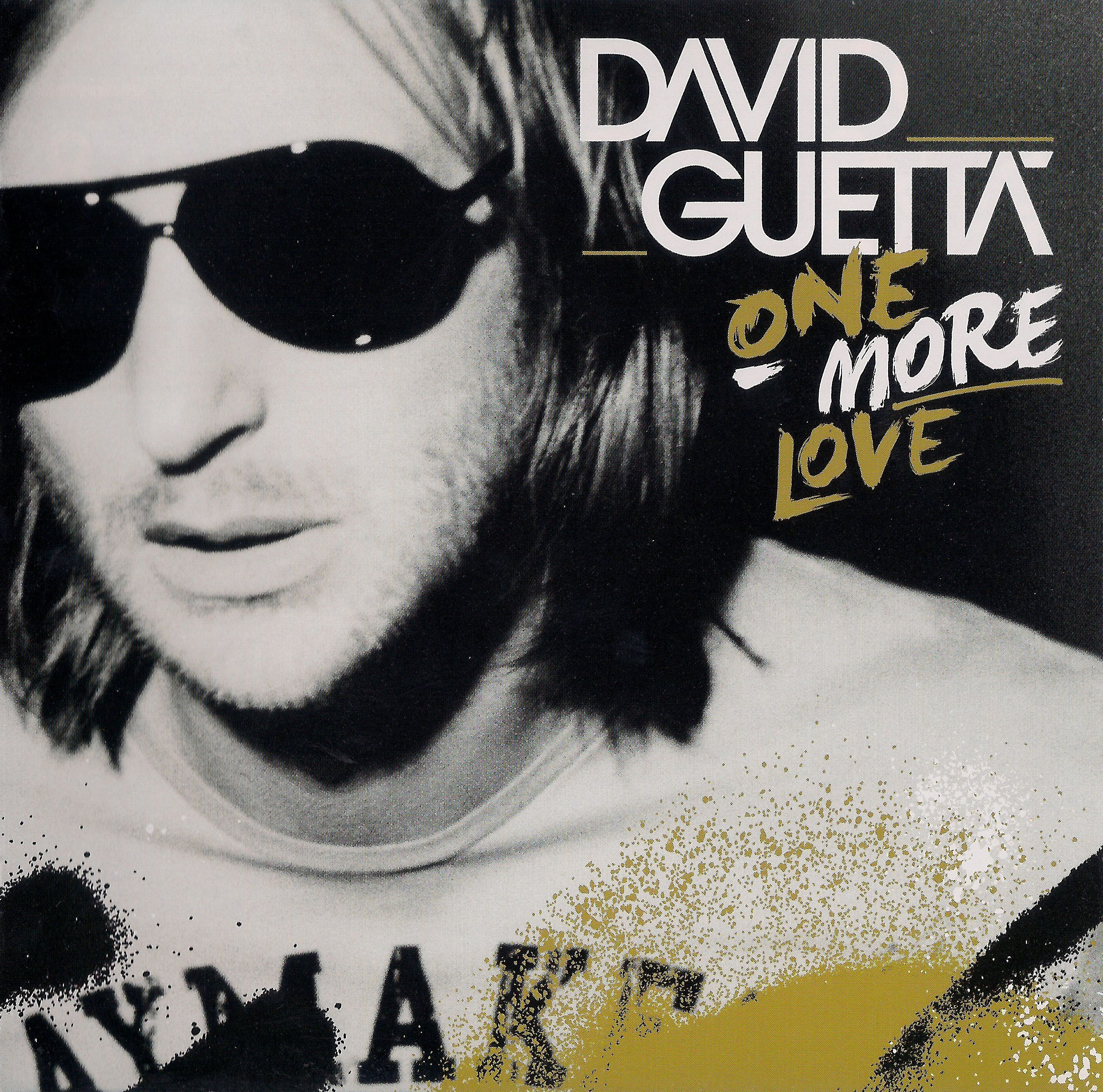 David Guetta - One More Love album cover