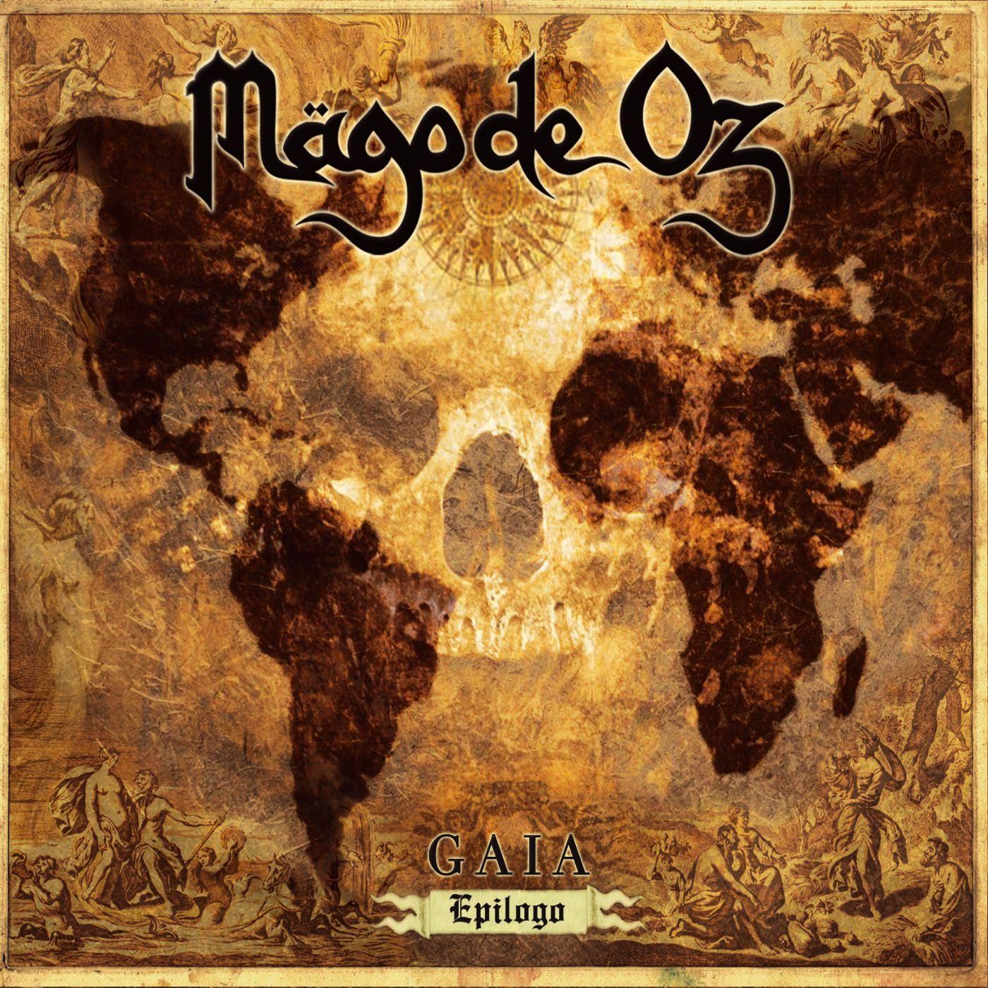 Mägo De Oz - Gaia - Epilogo album cover