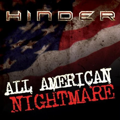 Hinder - All American Nightmare album cover