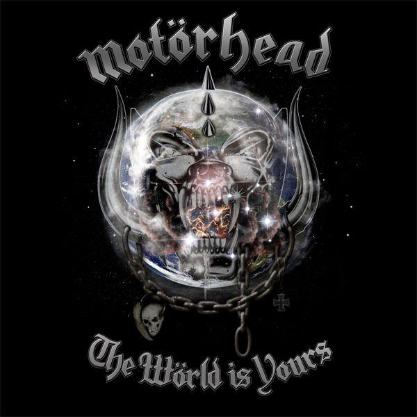 Motörhead - The Wörld Is Yours album cover