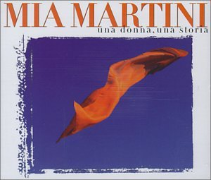Mia Martini - Una Donna, Una Storia album cover