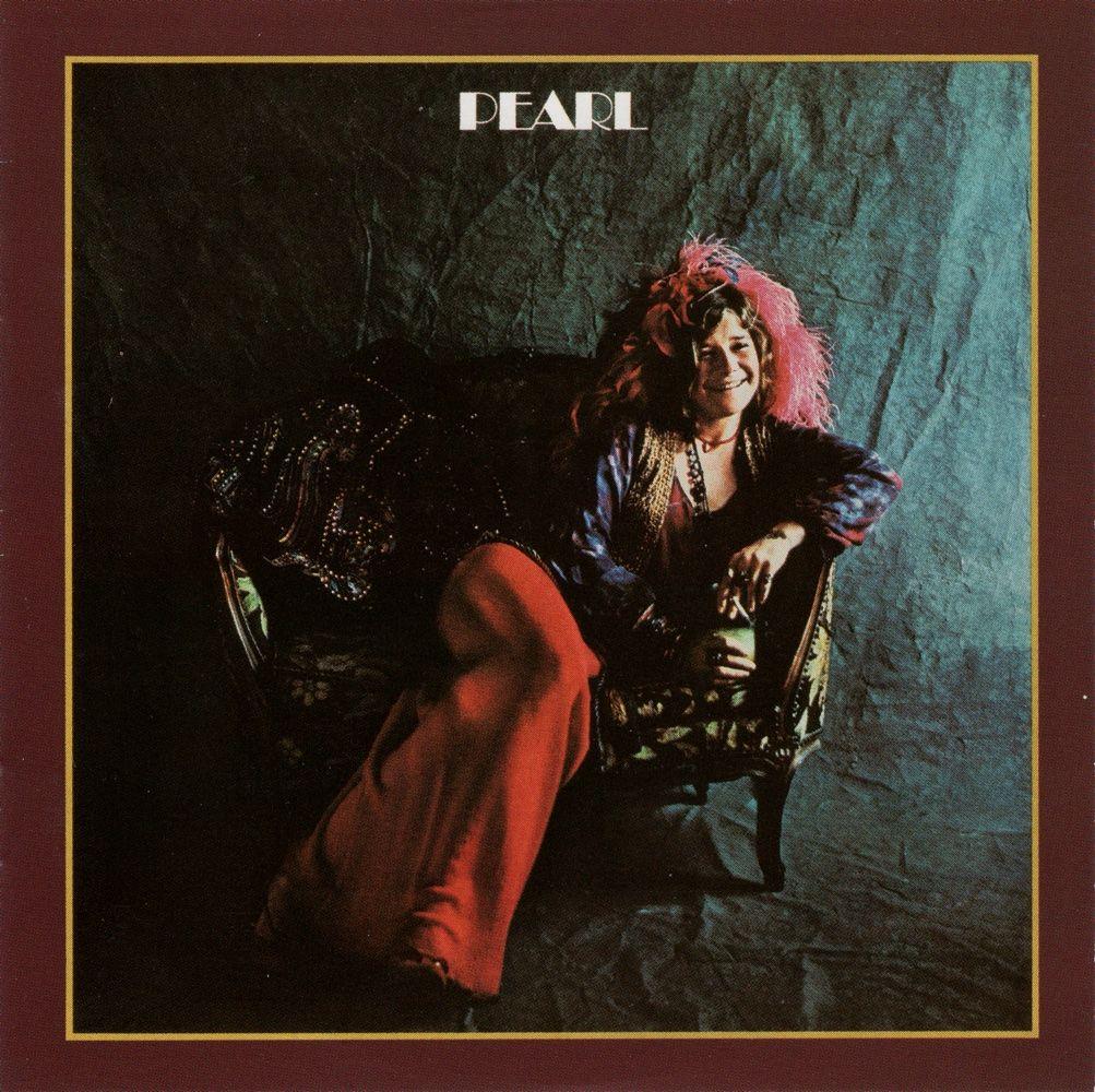 Janis Joplin - Pearl album cover