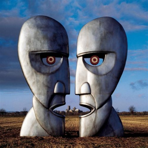 Pink Floyd - The Division Bell album cover