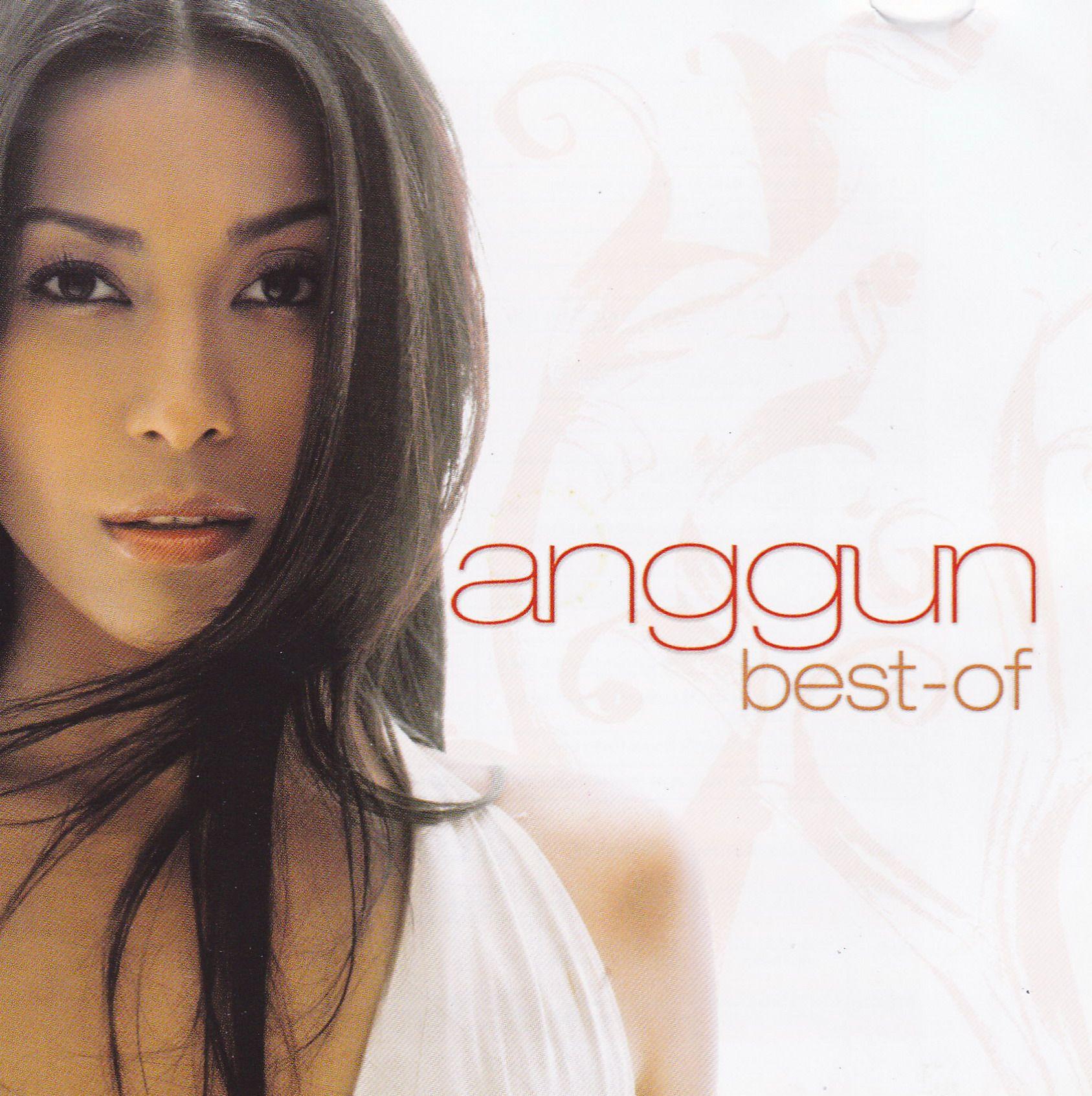 Anggun - Best Of album cover