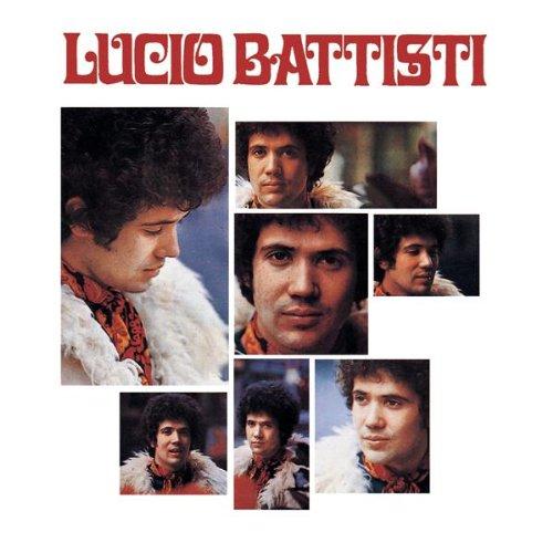Lucio Battisti - Lucio Battisti album cover