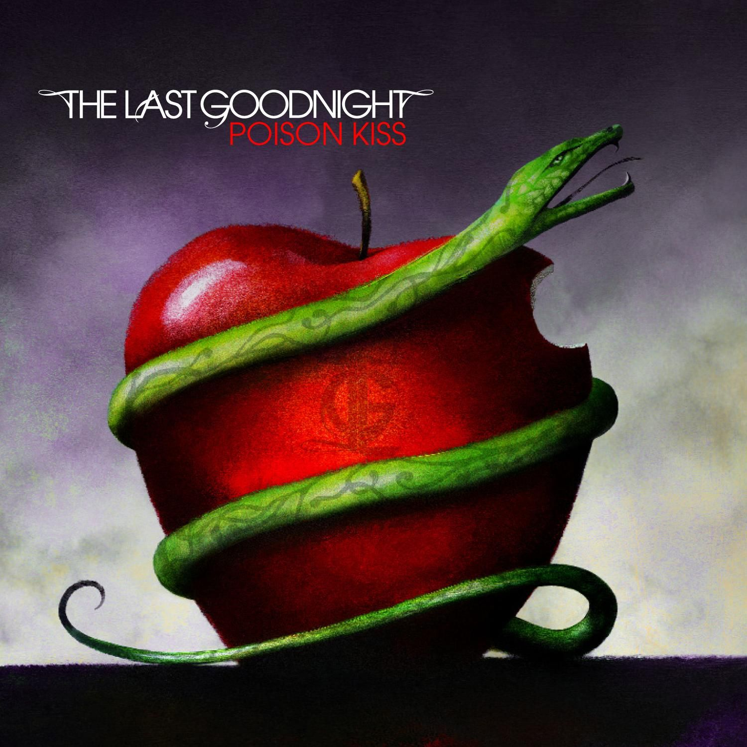The Last Goodnight - Poison Kiss album cover