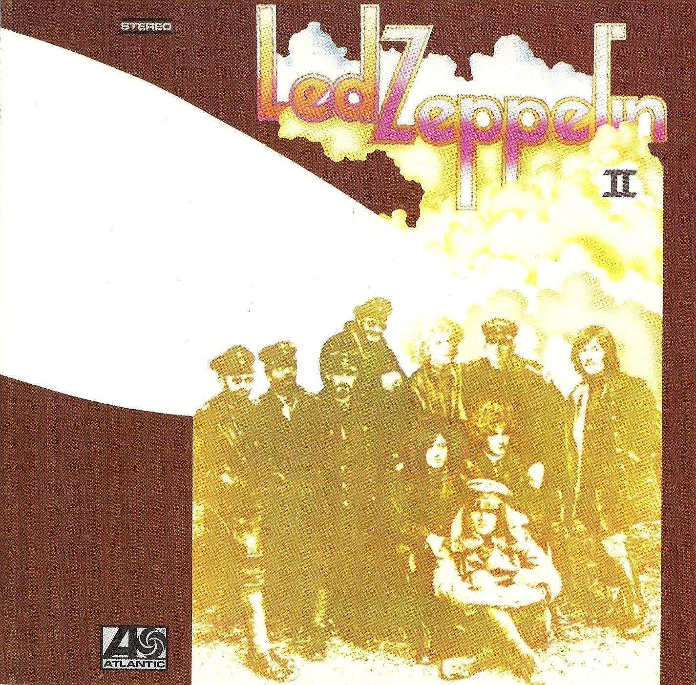 Led Zeppelin - Led Zeppelin 2 album cover