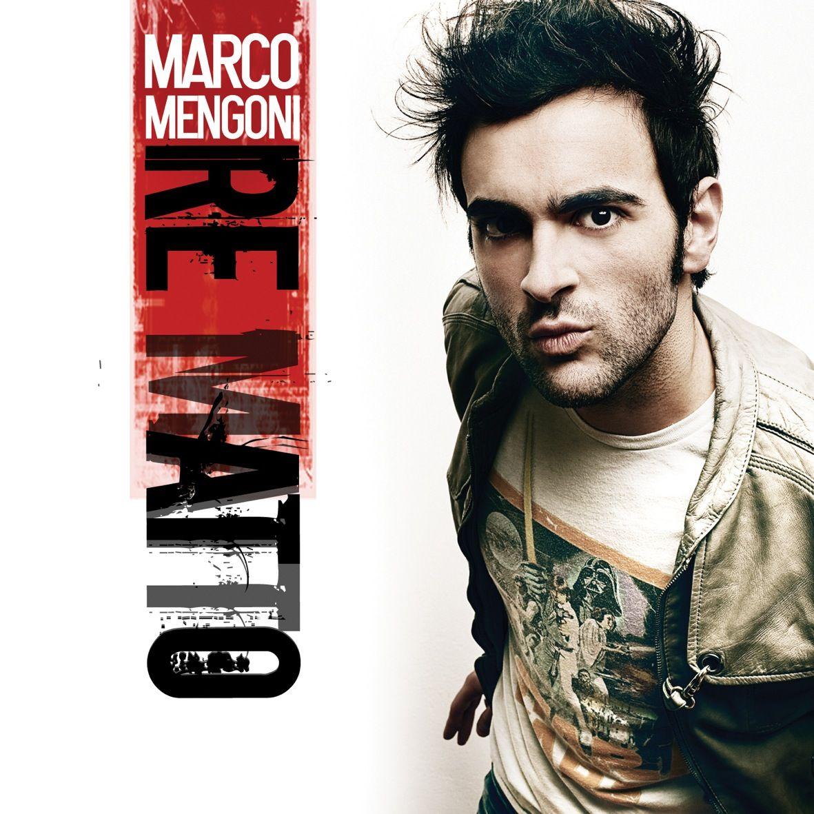 Marco Mengoni - Re Matto album cover