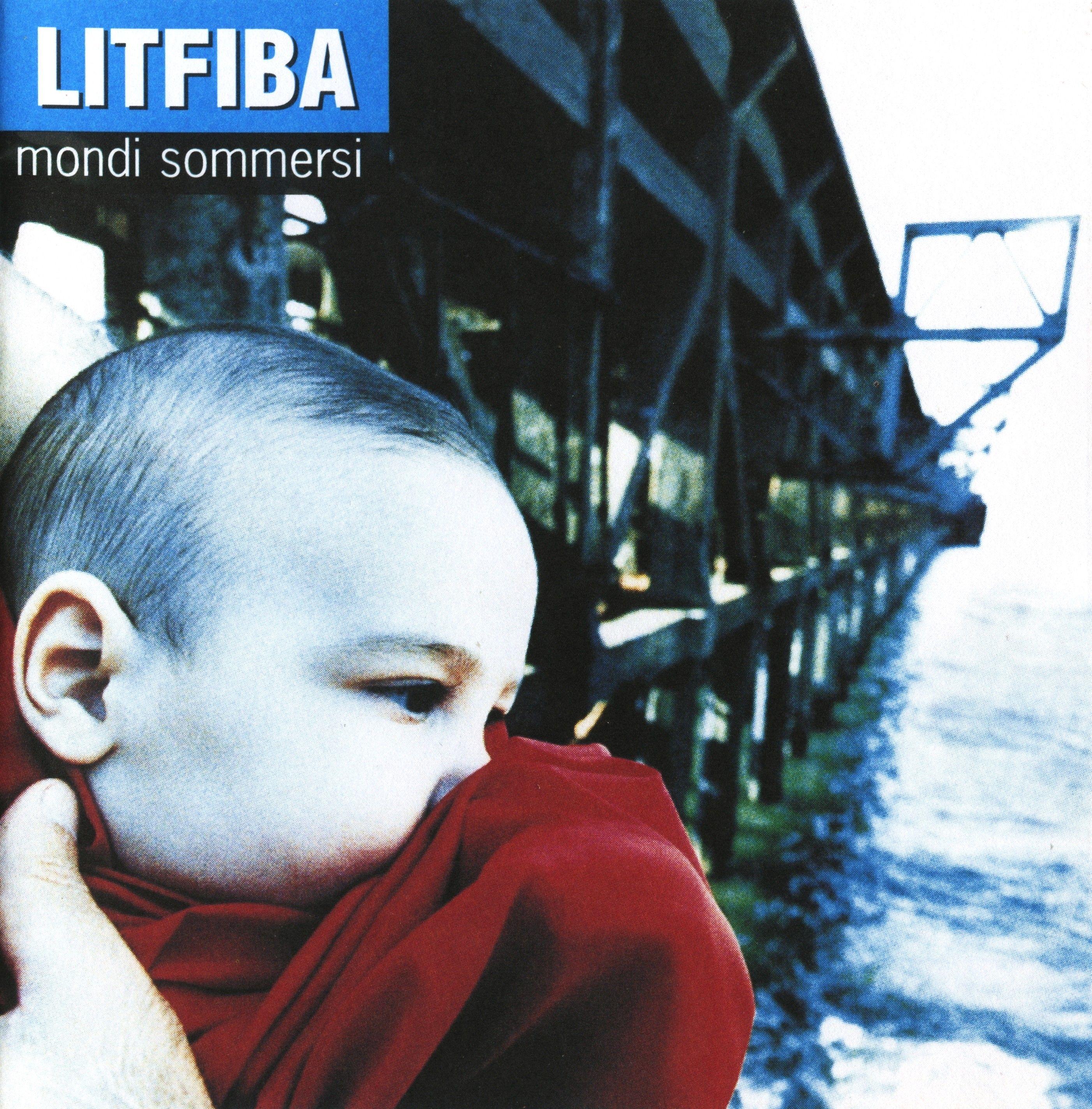 Litfiba - Mondi Sommersi album cover