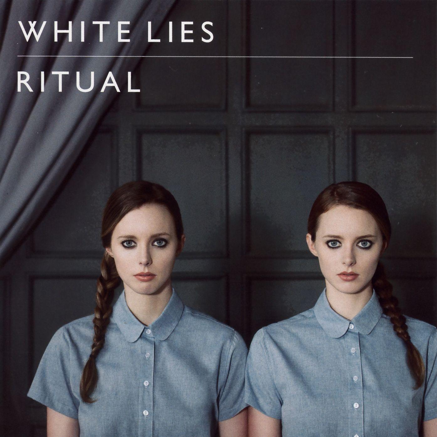 White Lies - Ritual album cover