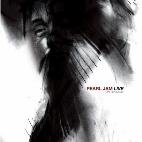 Pearl Jam - Live On Ten Legs album cover