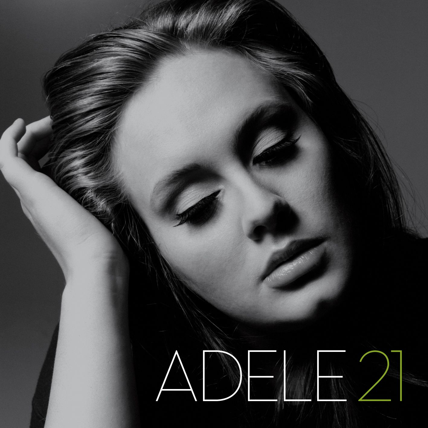 Adele - 21 album cover