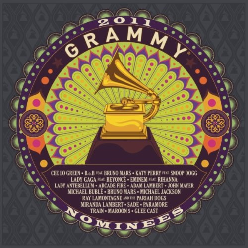 Various Artists - 2011 Grammy Nominees album cover