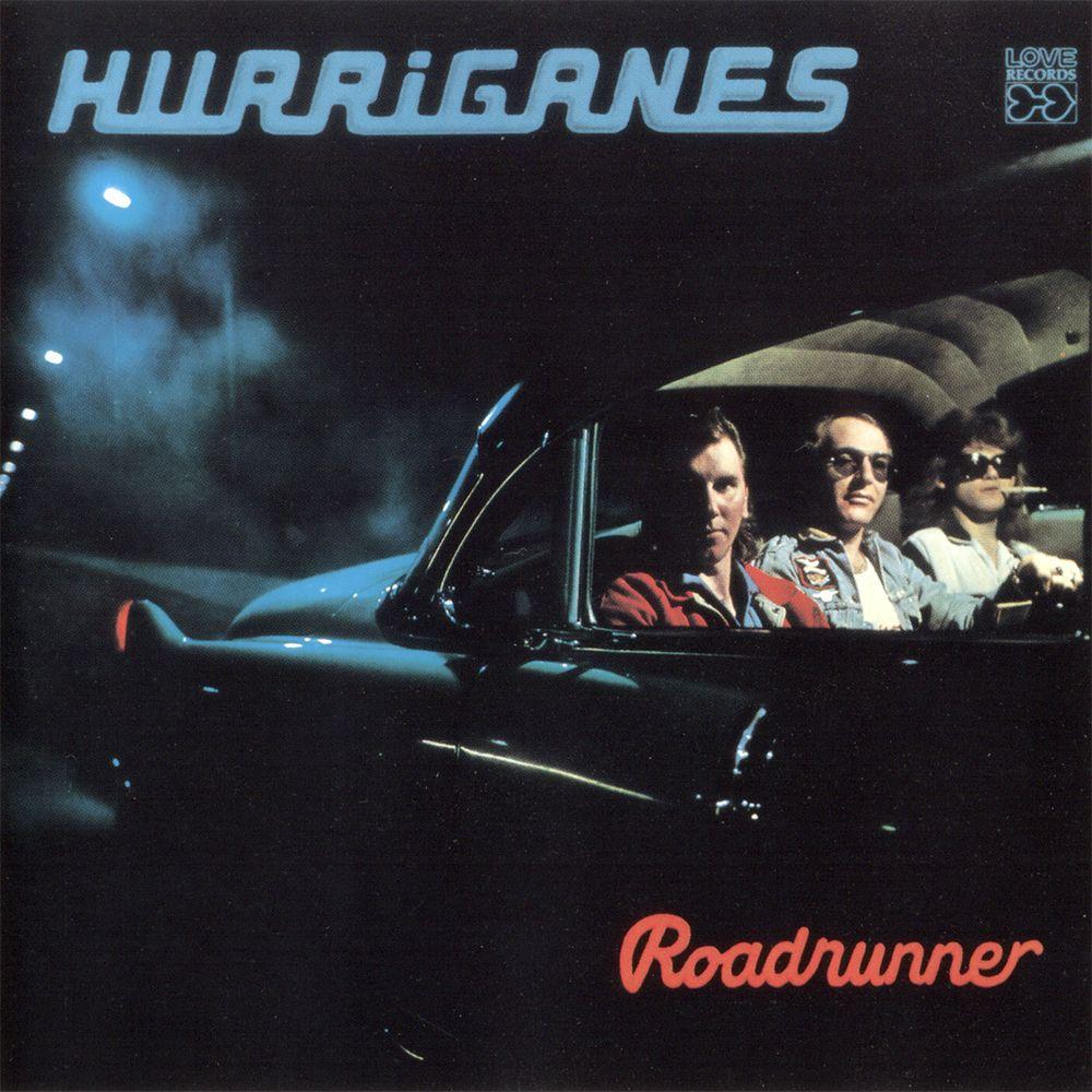 Hurriganes - Roadrunner album cover