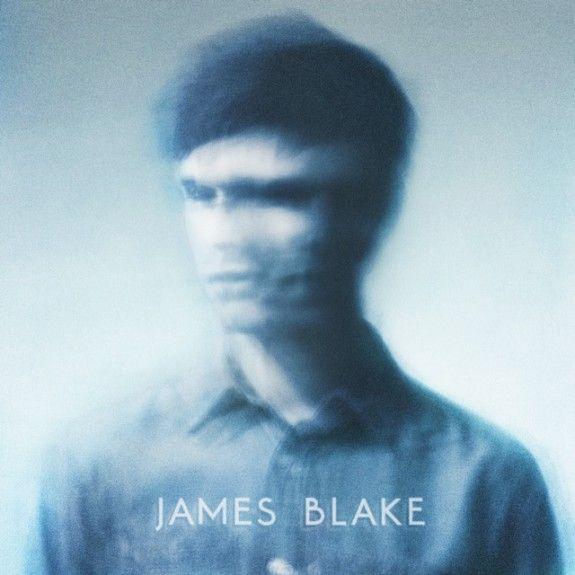 James Blake - James Blake album cover