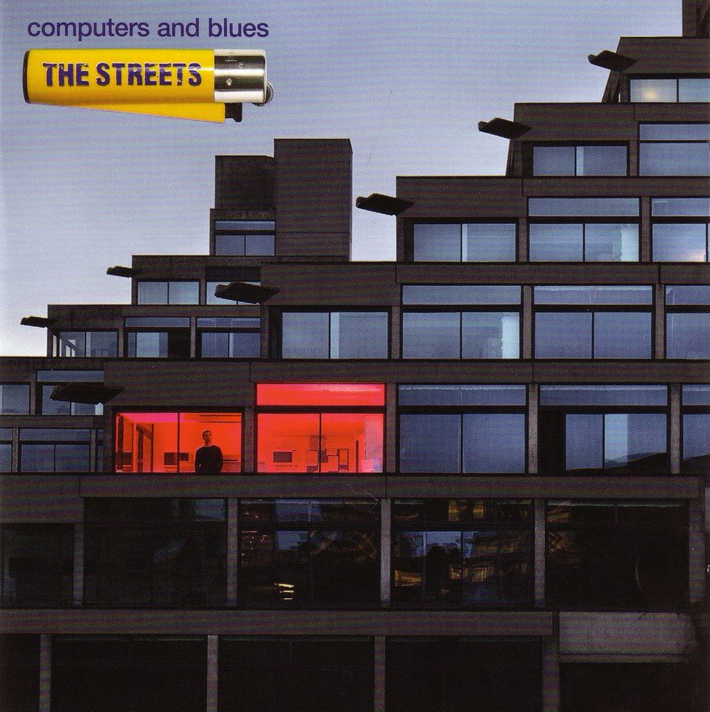 Streets - Computers And Blues album cover