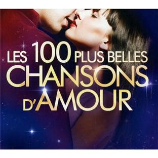 100 Plus Belles Chansons Damour By Compilation Music Charts