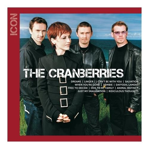 The Cranberries - Icon Series: The Cranberries album cover