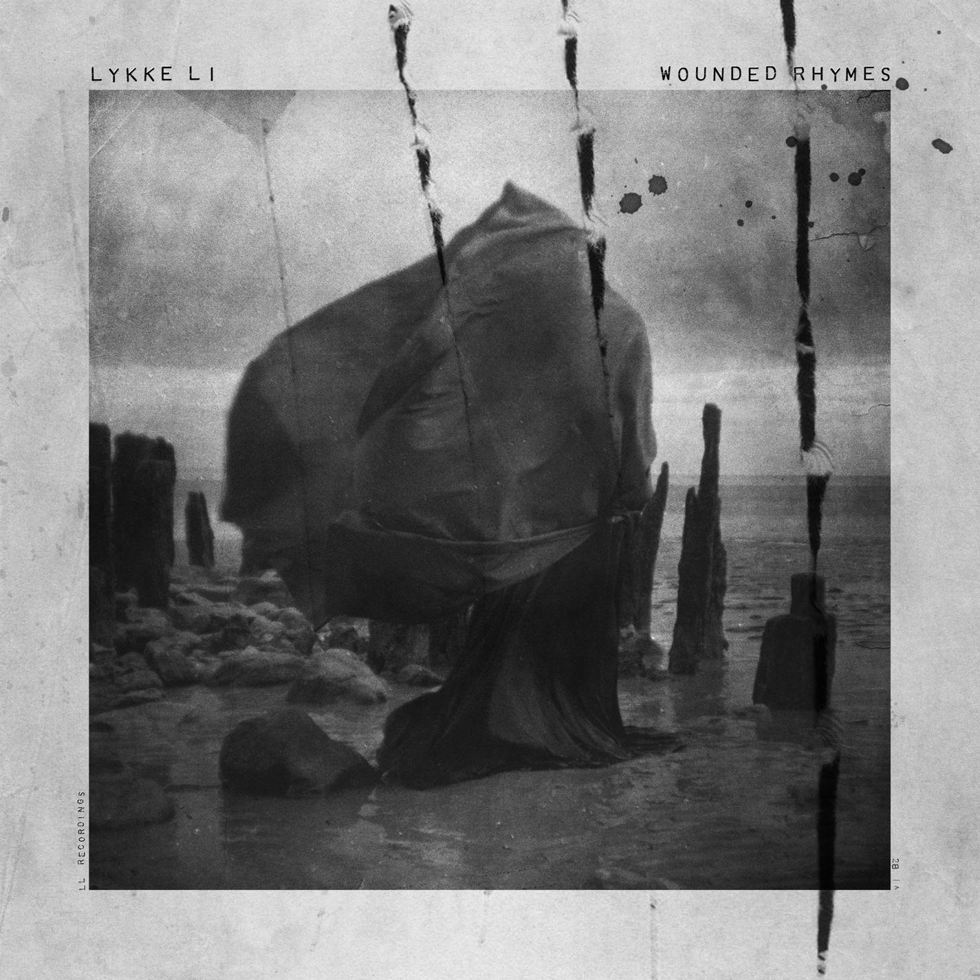 Lykke Li - Wounded Rhymes album cover