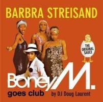 Boney M - Barbra Streisand - Boney M. Goes Club album cover