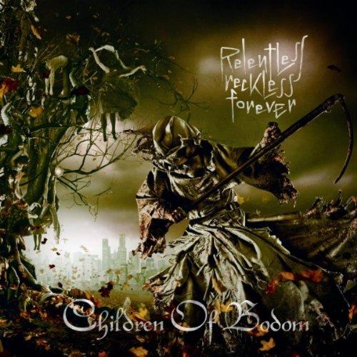 Children Of Bodom - Relentless Reckless Forever album cover