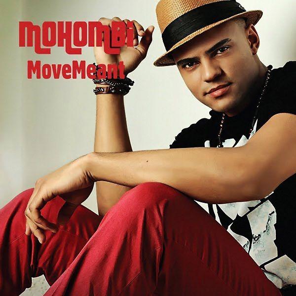 Mohombi - Movemeant album cover