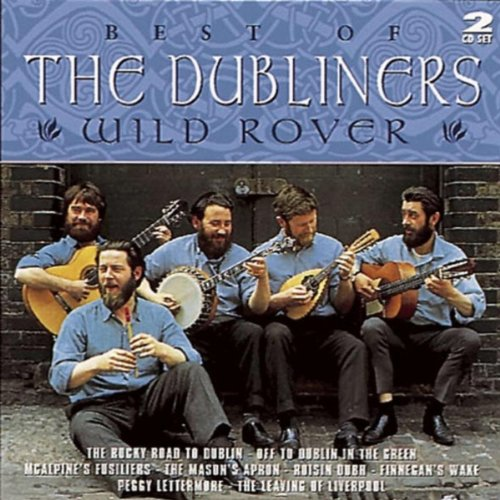 The Dubliners - Wild Rover - The Best Of album cover