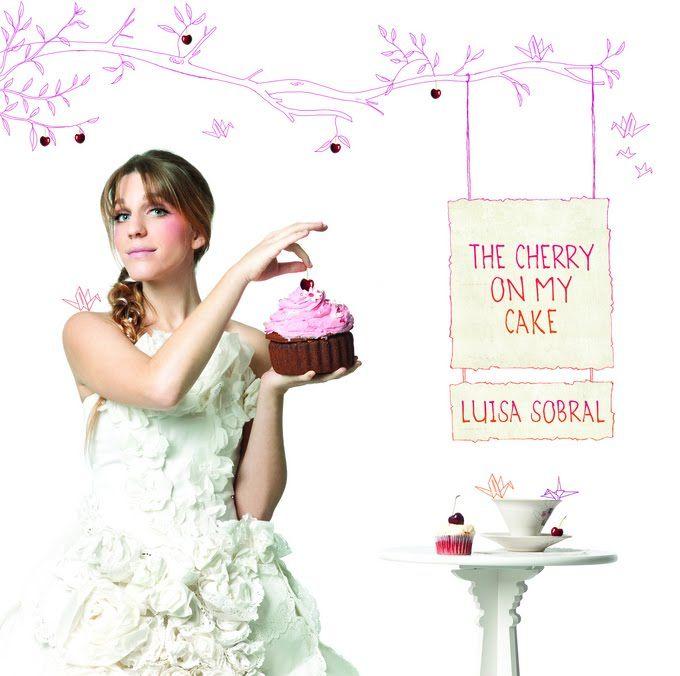 Luisa Sobral - The Cherry On My Cake album cover