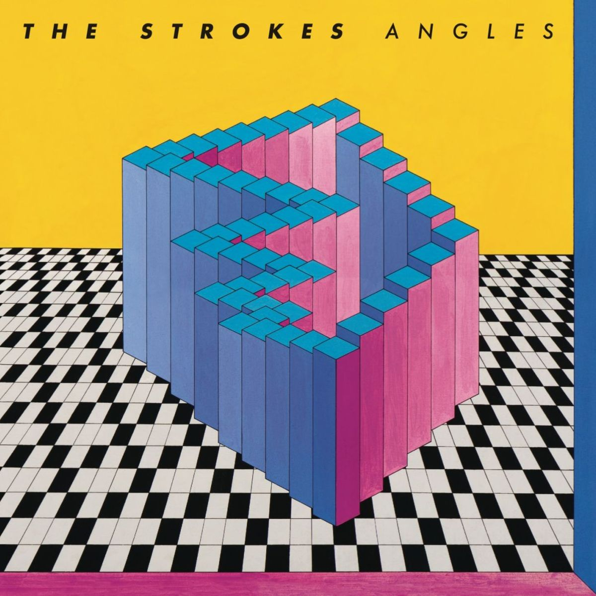 The Strokes - Angles album cover