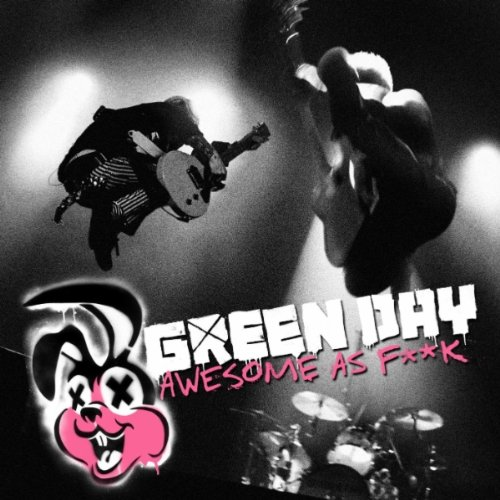 Green Day - Awesome As F**k album cover