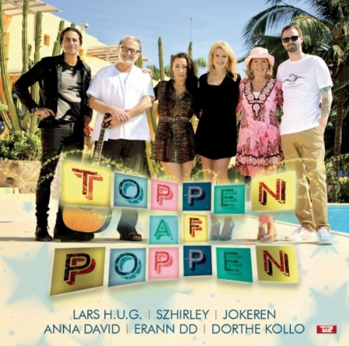 Various Artists - Toppen Af Poppen album cover