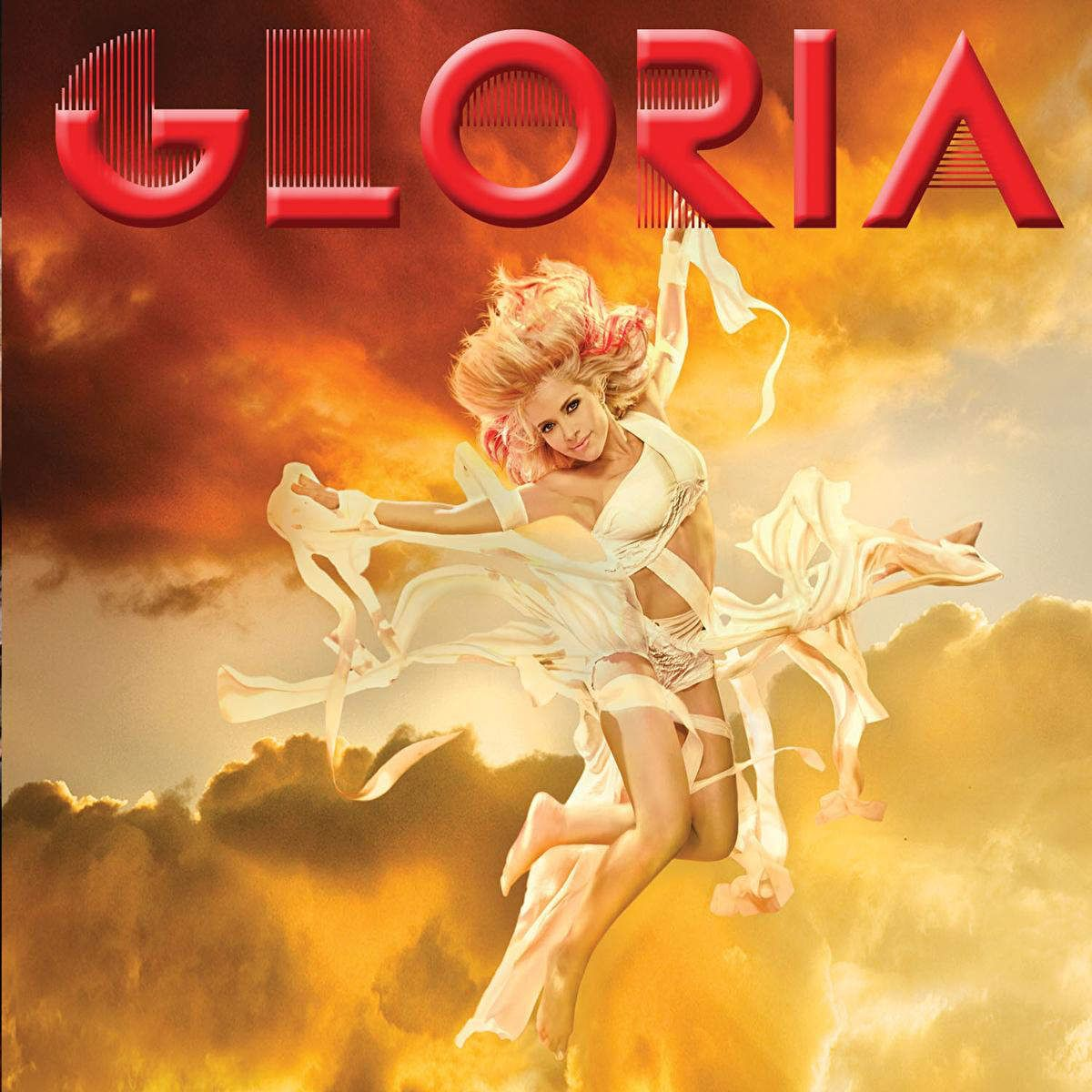 Gloria Trevi - Gloria album cover