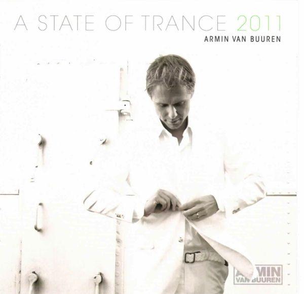 Armin Van Buuren - A State Of Trance 2011 album cover