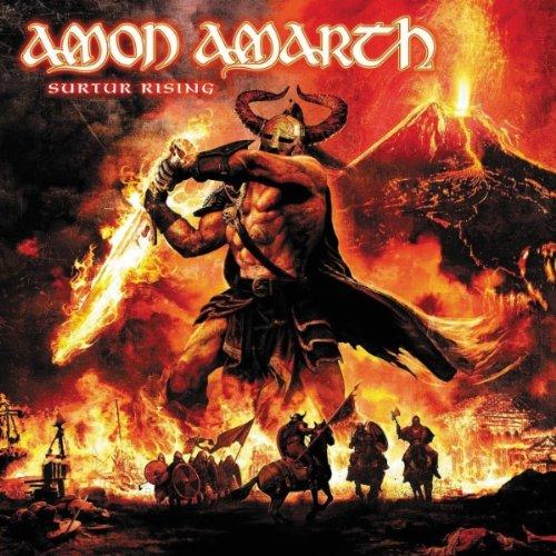 Amon Amarth - Surtur Rising album cover