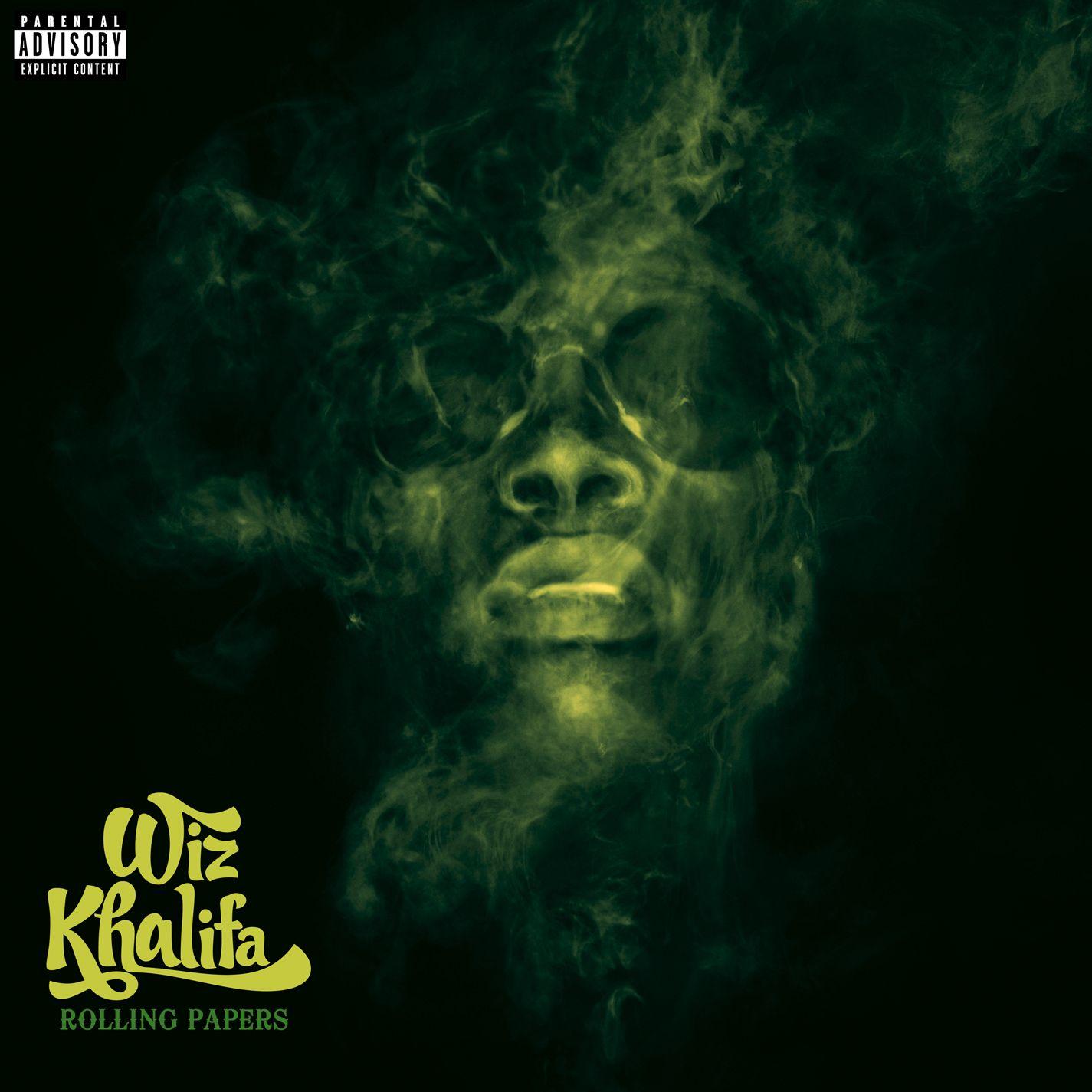 Wiz Khalifa - Rolling Papers album cover