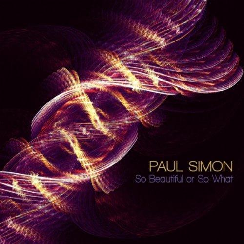 Paul Simon - So Beautiful Or So What album cover