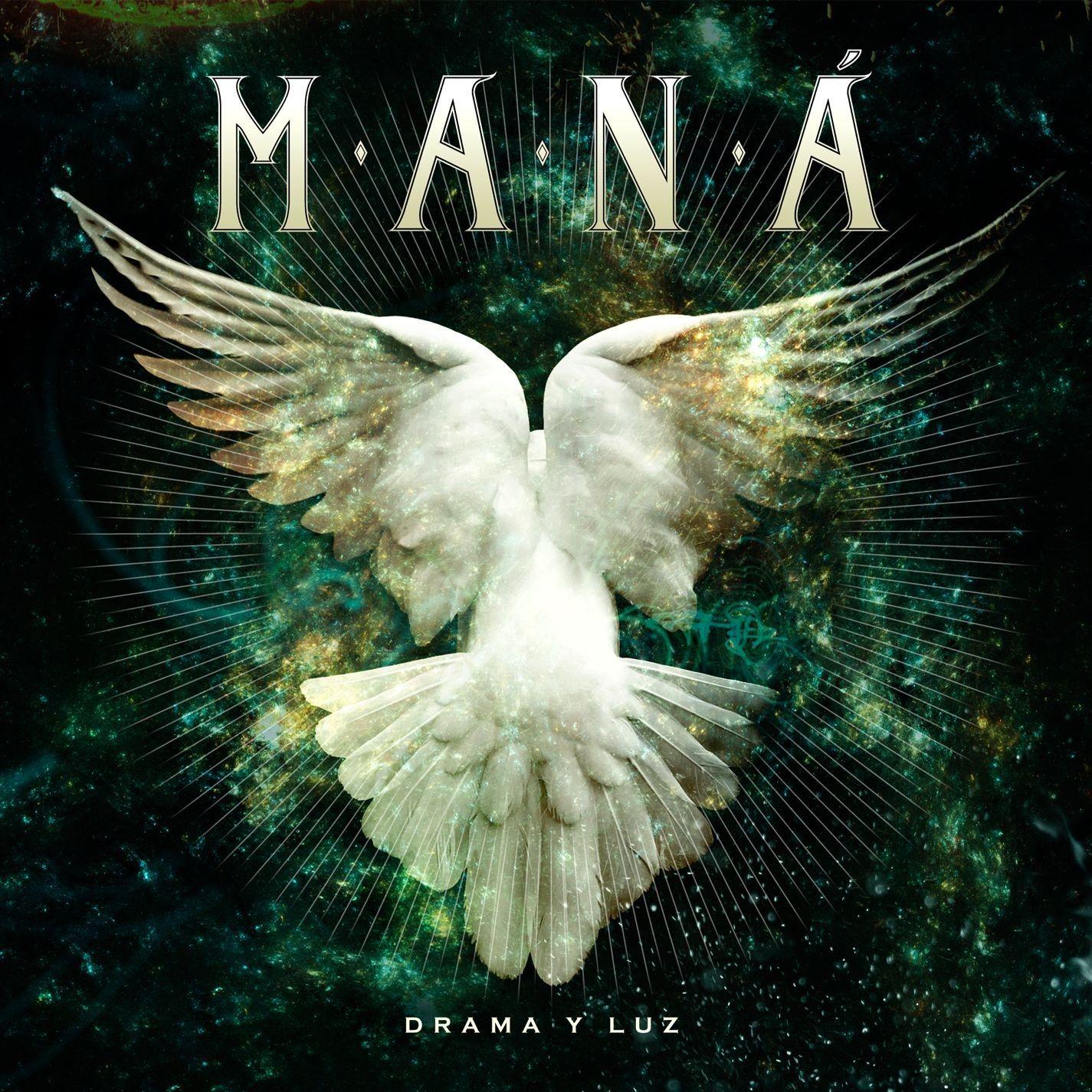Manà - Drama Y Luz album cover