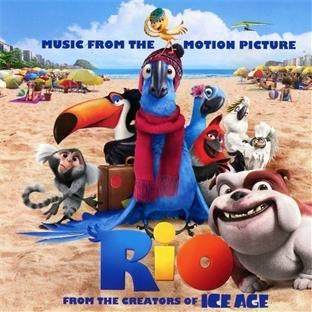 Soundtrack - Rio album cover