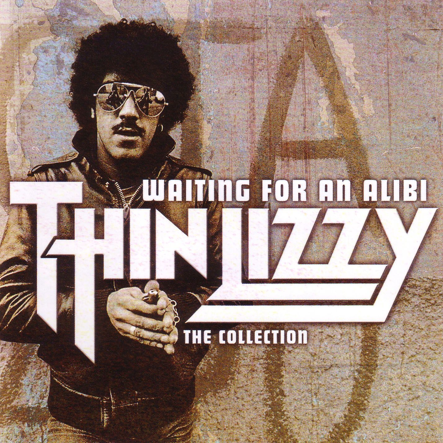 Thin Lizzy - Waiting For An Alibi - The Collection album cover