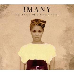 Imany - The Shape Of A Broken Heart album cover