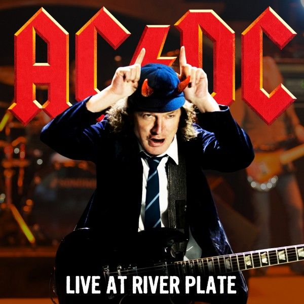 AC/DC - Live At River Plate album cover