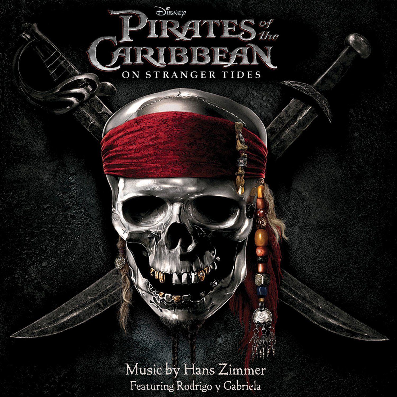 Soundtrack - Pirates Of The Caribbean - On Stranger Tides album cover