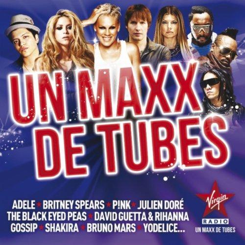 Various Artists - Un Maxx De Tubes 2011 album cover