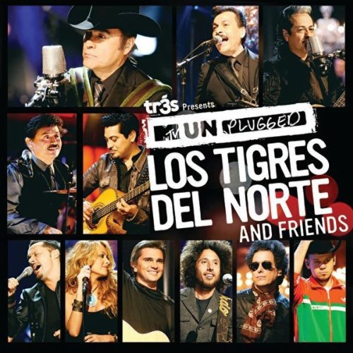 Los Tigres Del Norte - Mtv Unplugged album cover